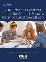 Additional papers and reports along with the Retention Excellence Awards
