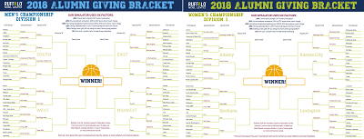2018 March Alumni Giving Madness