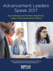 Advancement Leaders Speak Download