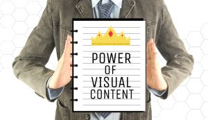 Visuals can add powerful messages to your fundraising communications