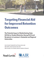 Targeting Financial Aid for Improved Retention Outcomes