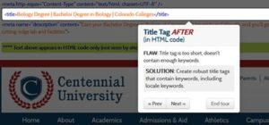 college and university SEO, college website SEO, university SEO