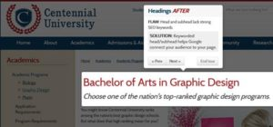 See how higher education SEO consulting works for college websites