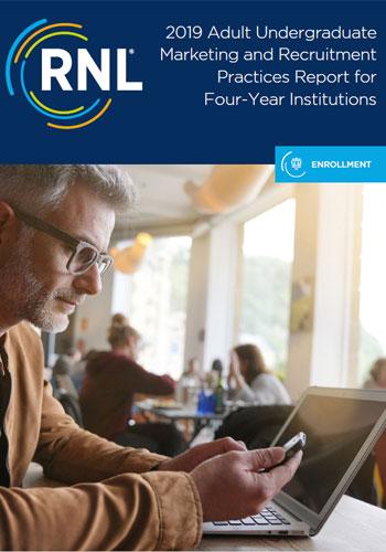 2019 Adult Undergraduate Report