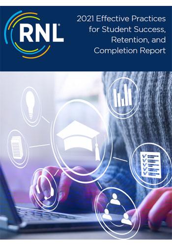 2021 College Student Retention Practices Report