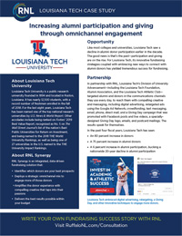 Louisiana Tech Case Study