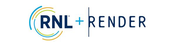 RNL + Render logo