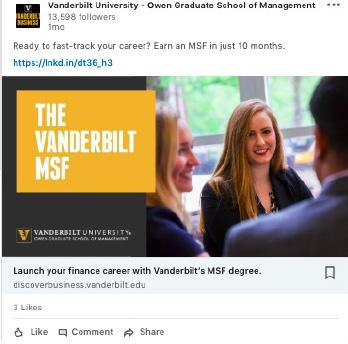 Vanderbilt NACAC example
