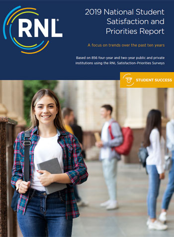 2019 National College Student Satisfaction Report