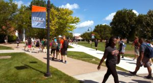 Utica College campus