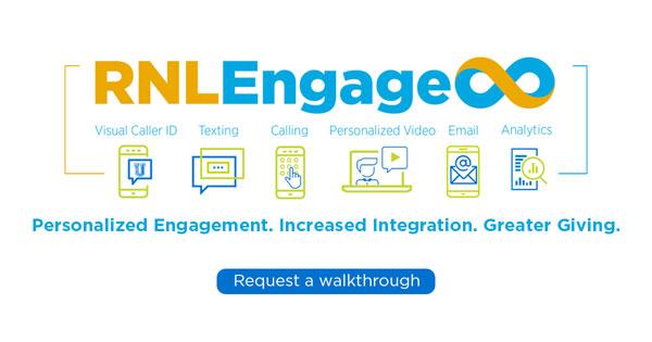 RNL Engage: request a walkthrough