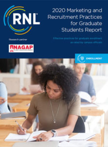 2020 Graduate Student Recruitment Report