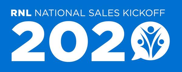 2020 RNL Sales Kickoff Logo