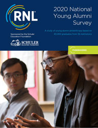2020 National Young Alumni Survey
