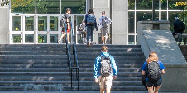 Campus Visits and COVID-19 Blog