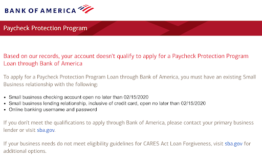 Bank of America created a PR headache by not aligning their messaging with the needs of their audience.