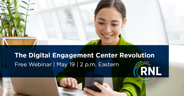 Digital Engagement Center Webinar