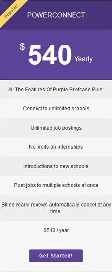 PurpleBriefcase Powerconnect $540