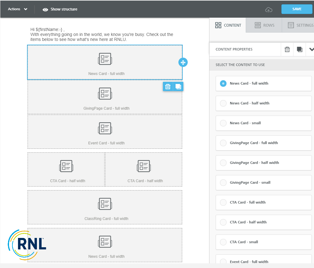 How RNL QuadMail makes it easy to amplify donor outreach with artificial intelligence