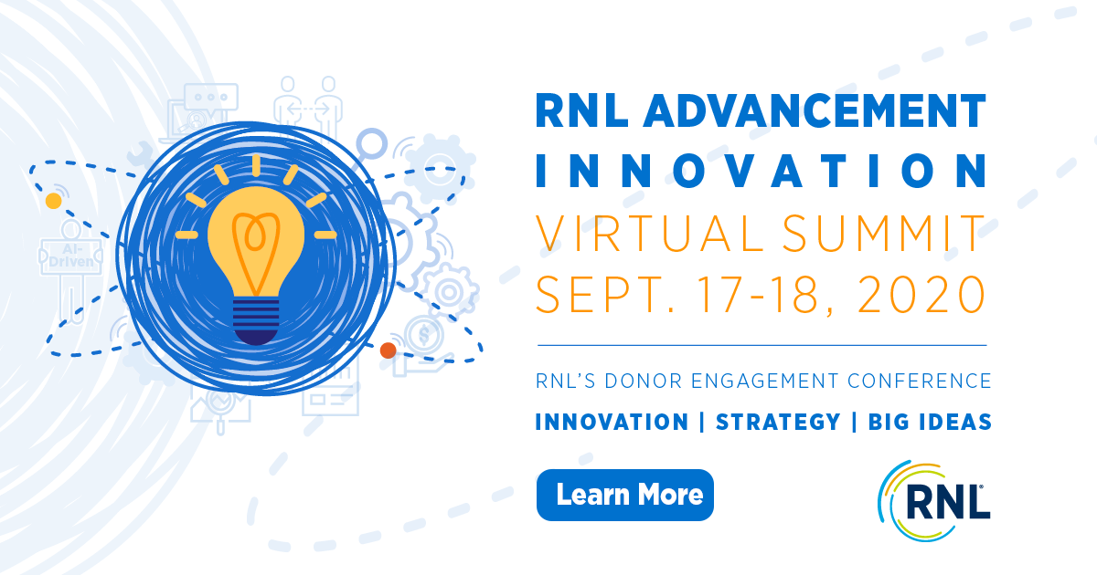 RNL 2020 Advancement Innovation Summit