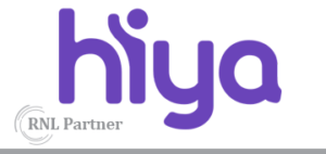 Hiya Partner logo