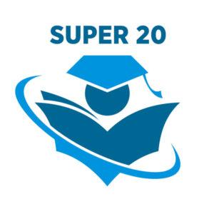 Super 20 logo
