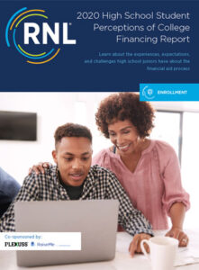 2020 Student Perceptions of College Financing