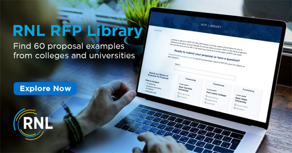 RNL RFP Library with 60+ Proposals