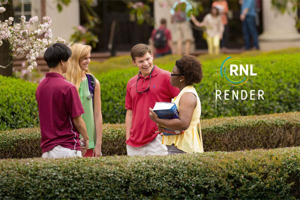 RNL+Render Campus Visit Experiences