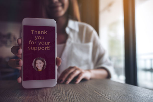 RNL StudentFunder: Thank you!