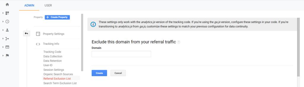 Google Analytics: Bot filtering