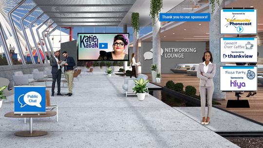 RNLNC 2020 virtual environment