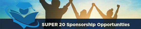 SUPER 20 Sponsorship Opportunities