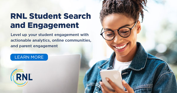 RNL Student Search and Engagement