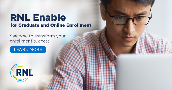 RNL Enable for Graduate and Online Enrollment