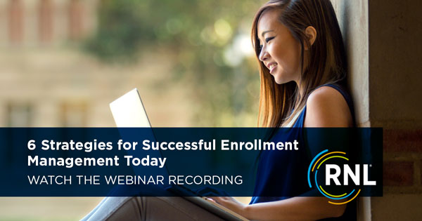 6 Strategies for Successful Enrollment