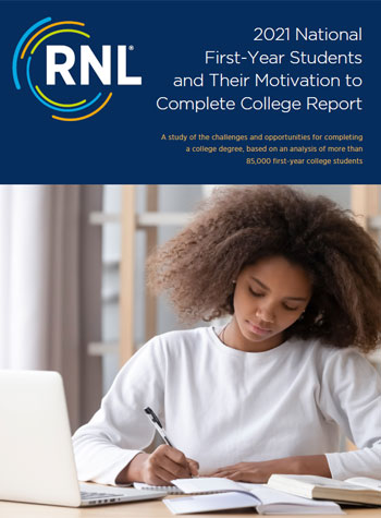 2021 National First-Year Students and Their Motivation to Complete College Report