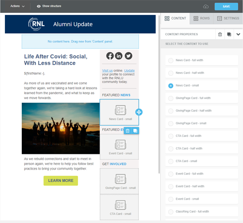 AI-Driven Personalization: Newsletter Customization