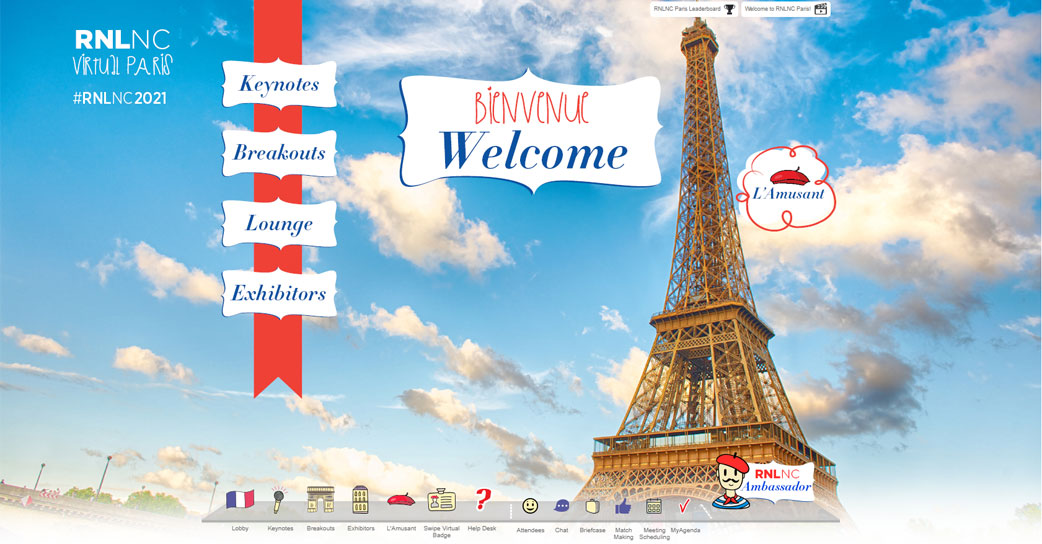 , 2021 RNL National Conference: 5 Takeaways From Our Event in Virtual Paris