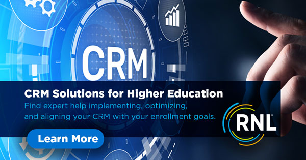 CRM Solutions for Higher Education