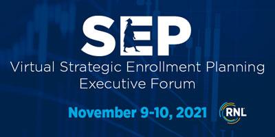 Strategic Enrollment Planning Executive Forum